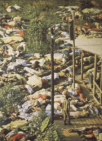 Jonestown Cult Mass Murder/Suicide 1978