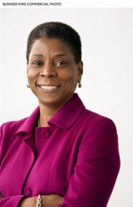 CEO Ursula Burns
