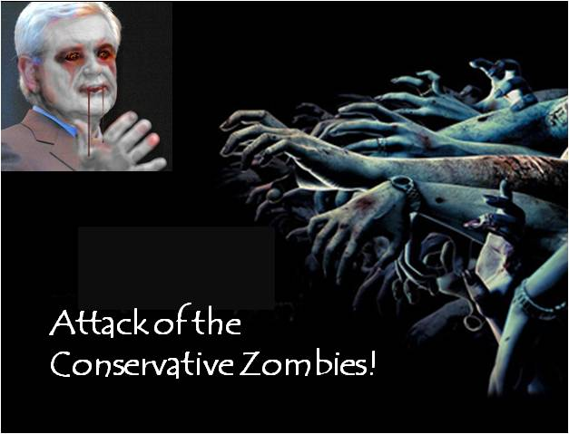 Attack of the Conservative Zombies