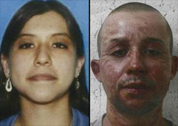 Engelica Castillo and her boyfriend, Tim Tkachik were arrested Wed., June 25, 2009, in connection with the disappearance and murder of 2-year-old Jada Justice.