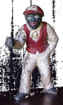 The Uncle Tommy Sowell Lawn Jockey Award
