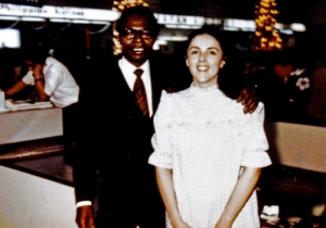 The Future President of the United States, Barack Obama's parents