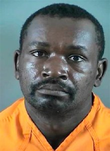 This is a photo provided by Horry County Dentition Center of Rodell Vereen, 50, who was arrested Monday July 27, 2009, and charged with buggery. Police said Vereen was captured on surveillance video having sex with a horse at a stable near his home in Longs, S.C.