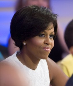 Michelle Obama's New Do