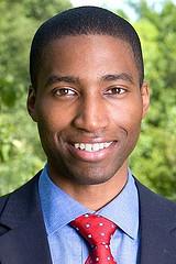 Anthony Woods, Democrat for California's 10th District