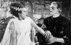 More Cosmetic Surgery than the Bride of Frankenstein?