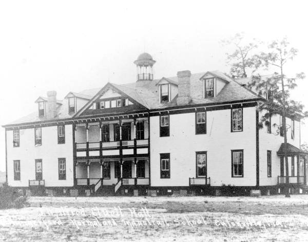 Hungerford School Building Circa 1914