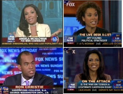 Black Conservative Media Appearance is Far Out of Proportion to Actual Numbers