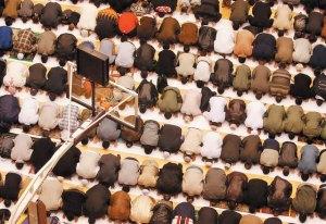 Muslim Prayer