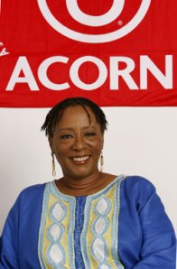 ACORN Presidnet Bertha Lewis