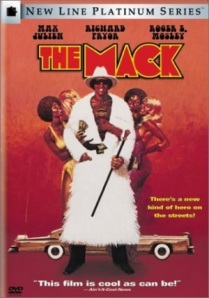 1973 Poster for the Movie, The Mack
