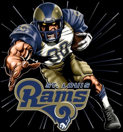 The Rams - Team a bit paler if Limbaugh buys it?