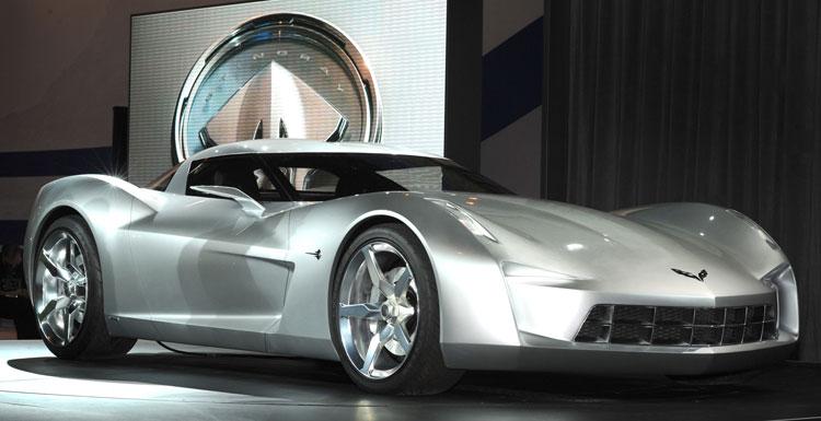 2010 Corvette Stingray Concept