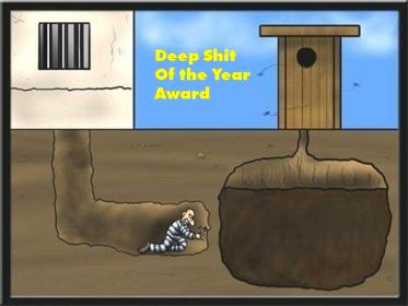 Deep Shit of the Year Award