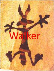 Walker Hits Wall